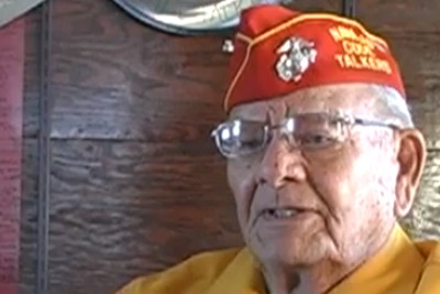 Keith Little Real Code Talker Interview