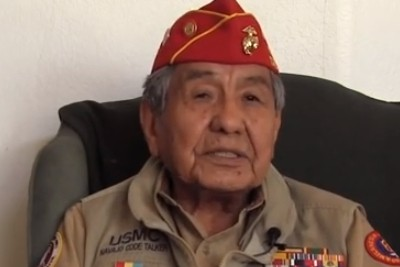 Peter MacDonald Real Code Talker Interview