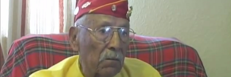 Samuel Tso Real Code Talker Interview