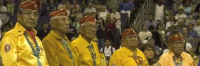 Historical Perspective Video of Navajo Code Talkers