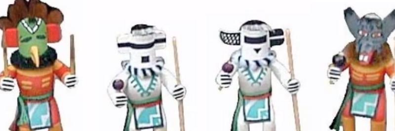 Navajo Kachina Dolls History