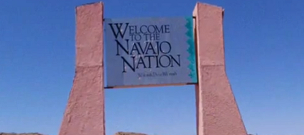 Navajo Nation Boundaries